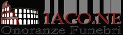 Onoranze Funebri Iaco.ne Logo